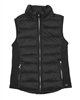 Mayoral Junior Girl's Black Puffer Vest