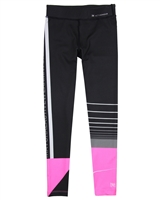 Mayoral Junior Girl's Sport Leggings with Colour-block Bottoms