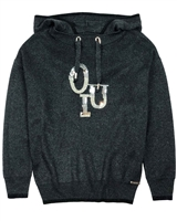 Mayoral Junior Girl's Hooded Knit Pullover,
