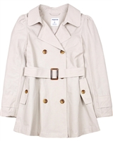Mayoral Junior Girl's Classic Trench Coat
