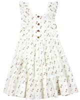 Mayoral Junior Girl's Tiered Printed Sundress