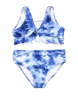 Mayoral Junior Girl's Bikini in Tie-dye Print