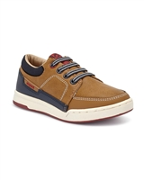 MAYORAL Boys Casual Leather Sneakers
