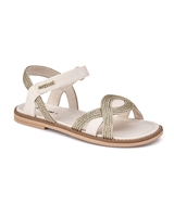 MAYORAL Girls Sandals with Rope Straps