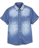Mayoral Boys Chambray Shirt