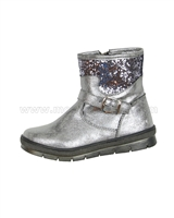 Miss Sixty Girls' Half Boots with Glitter