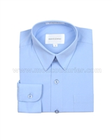 Mavezzano Dress Shirt in Blue