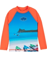 Nano Boys Long Sleeve Rashguard