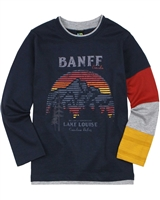 Nano Boys T-shirt with Banff Graphic
