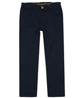 Nano Boys Basic Twill Pants in Navy
