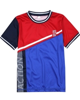Nano Boys Colour-block Athletic T-shirt
