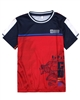 Nano Boys Striped Athletic T-shirt