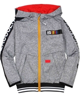 Nano Boys Athletic Zip Hoodie