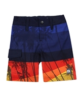 Nano Boys Striped Boardshorts