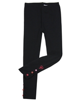 Nano Grils Leggings with Buttons