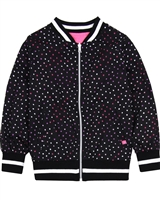 Nano Girls Reversible Bomber Jacket