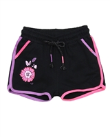 Nano Grils Jersey Shorts with Piping