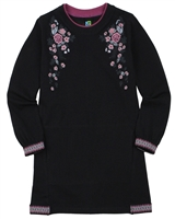 Nano Tunic with Floral Embroidery