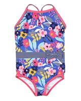 Nano Girls One-piece Swimsuit in Floral Print
