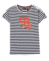 NoBell Junior Girl's Striped Long Top