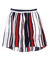 NoBell Junior Girl's Striped Skirt