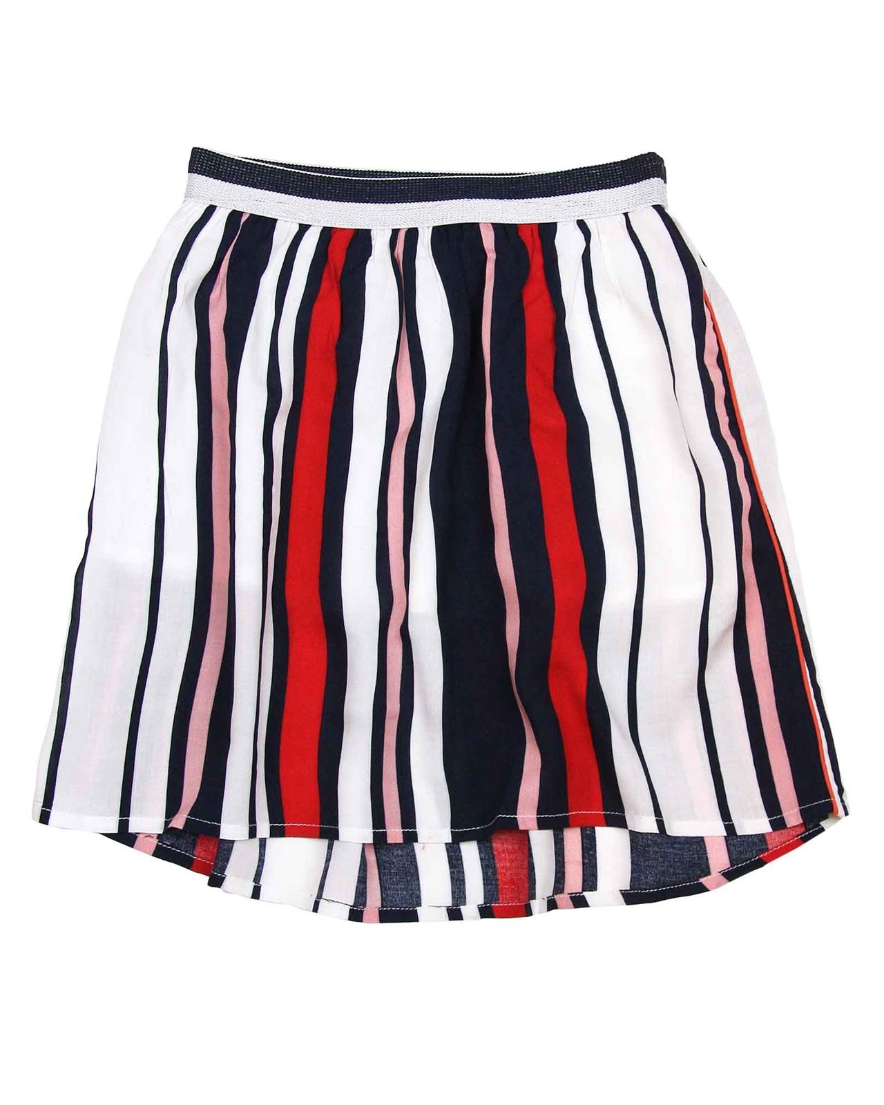 92c27bc088 NoBell Junior Girl's Striped Skirt - NoBell - NoBell Spring/Summer 2018