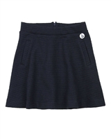 NoBell Junior Girl's Skater Skirt with Pockets