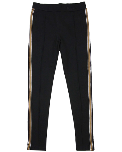 NoBell Junior Girl's Pants with Side Stripes
