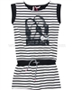 Nono Striped Jersey Dress,