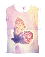 Nono T-shirt with Butterfly Print