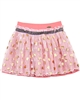 Nono Tulle Skirt with Foil Print
