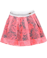 Nono Embroidered Organza Skirt
