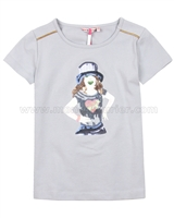 Nono T-shirt with Girl