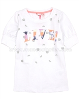 Nono Balloon Sleeves T-shirt