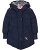 Nono Quilted Puffer Coat Navy
