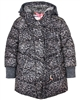 Nono Quilted Puffer Coat in Print