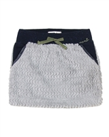 Nono Textured Fleece Skirt