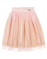 Nono Tulle Skirt in Splash Print