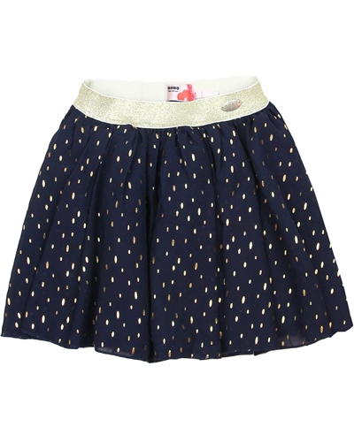 Nono Gold Foil Spotted Skirt