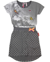 Nono Jersey Dress with Badges