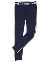 Nono Leggings with Sporty Side Stripes