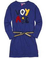 Nono Dress with Applique on the Front