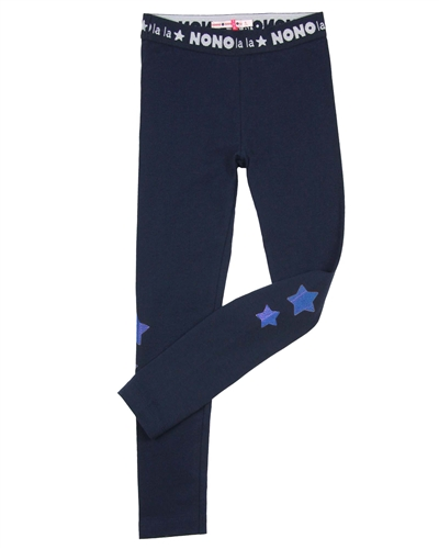 Nono Leggings with Glittery Stars