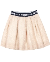 Nono Shiny Lace Skirt