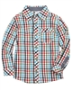 Petit Lem Around the World Plaid Shirt