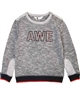 Petit Lem Sweatshirt Around the World,