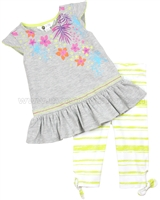 Petit Lem Tunic and Leggings Tropical Fever