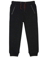 3Pommes Boy's Speckled Sweatpants