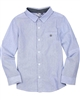 3Pommes Boy's Dress Shirt Label Vip