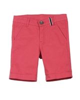 3Pommes Boy's Dress Chino Shorts Label Vip